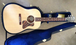 2014 Gibson j-35.....sold PPU