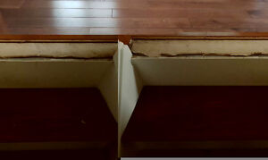 Need top of stairs hardwood foor finished London Ontario image 2