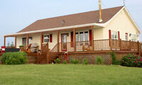 Spectacular Oceanfront Home, Northumberland Strait, Gulf Shore