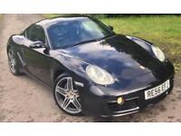Porsche Cayman 2.7 (245)**1Lady Owner+Dealer**Xenons*Turbo Weels*Satnav*STUNNING