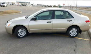 2004 Honda Accord Excellent condition Like new REDUCED IN PRICE