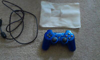 Playstaion 3 Dual Shock 3 Controller with charging cable