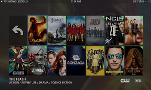 Android TV Box CUT CABLE FULLY LOADED LIVE TV NEW MOVIES&TV MORE