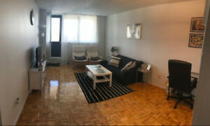 3 1/2 or 1 Bedroom Apt for Sublet/ Lease Transfer from 1st Dec