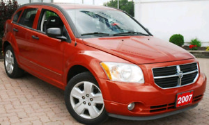 2007 DODGE CALIBER SXT (Safety & E-test provided)