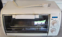 Small Toast-R-Oven; B&D, Used.  $10