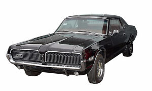 Mercury Cougar XR-7, 1968