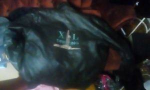 Excel Drilling leather jacket