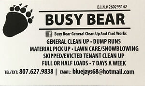 VACANT UNIT /HOME SALE CLEANING /EVICTED TENANTS CLEAN UP
