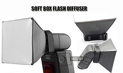 ZEIKOS ZE-SBD Softbox Diffuser for Canon EOS 430EX 580EX II Flash
