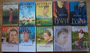 REDUCED! Beverly Lewis - Fiction - Inspirational Amish Romance
