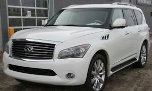 REDUCED! - 2011 Infiniti QX56 $32,500 OBO-Save the GST, Finance