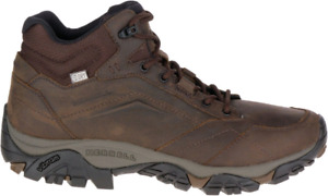MERRELL MOAB ADVENTURE MID WATERPROOF HIKING BOOTS MEN'S 11US