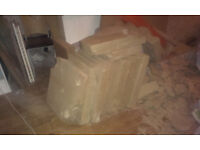 Woodfibre board insulation - free to a good home