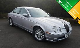 Jaguar S-Type S-TYPE 3.0 V6 SE (silver) 2003