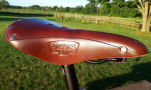 Brooks Saddle New  B 17