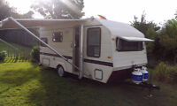 19' Gipsy Lightweight Trailer - Excellent Condition