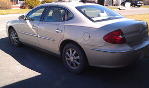 2009 Buick LaCrosse CX Sedan