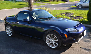 Mazda Miata MX5 2007 Hard top 6 Speed