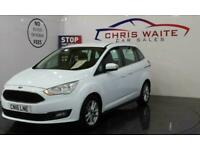 2016 Ford C-MAX Grand MPV 1.5TDCi 120 DPF SS EU6 Zetec 6Spd MPV Diesel Manual