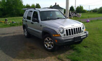2005 Jeep Liberty TRADE for 4x4 pick up