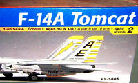 F14A TOMCAT,  MODEL  PLANE  KIT