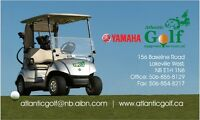 Golf Cart - Repair, Service, Parts, Accessories, Golf Cart Sales