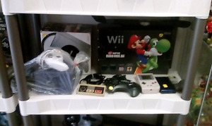 Vintage n new game systems