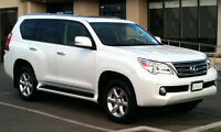 Lexus LX Wagon or other SUV Lexus