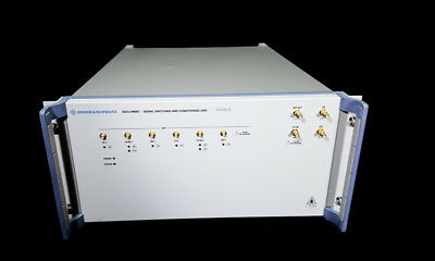 Rohde Schwarz Sscu-mimo Signal Switching Conditioning Unit Lte 1513.0003.05