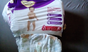 Parents Choice diapers