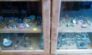 Tons of jewelry