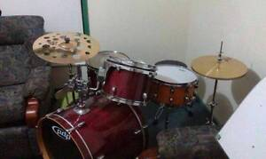 7 Piece Gretsch Catalina Birch Drum Kit with Cymbals and MORE! Ringwood East Maroondah Area Preview