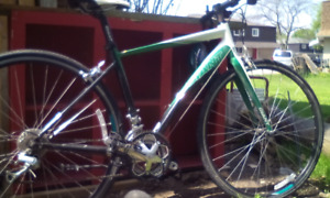 Like new GIANT  27 speed /road bike ,price negotiable...