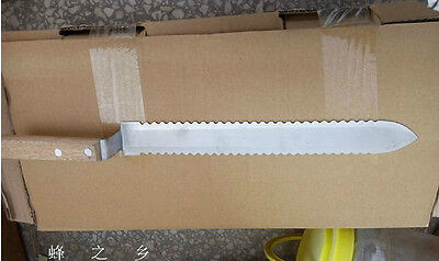 Beekeeping Uncapping Knife Extracting Scraping Honey Long 280 Mm
