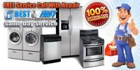 Appliances Repair and Installation