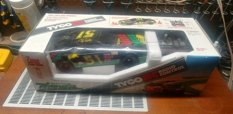 Tyco RC Days Of Thunder Cole Trickle in Box