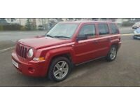 Jeep, PATRIOT, Estate, 2008, Manual, 1968 (cc), 5 doors