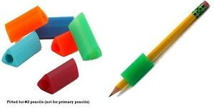 12-Pencil-Grips-for-2-pencils-Triangle-Grips-occupational-therapy-handwriting