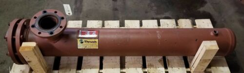 Thrush, 2 Pass U-Tube & Shell Heat Exchanger, S8602A-CI-150/150, 41.5 Sq.ft