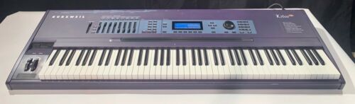 KURZWEIL K-2600XS 88-note Sampling Synthesizer Workstation -FREE SHIPPING or P/U