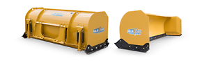 Skid steer Snow Removal Attachments-Blades,Buckets,Pushers