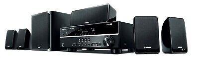 Yamaha YHT-298 AV Receiver 5.1ch 4k 500w Home Theater System , used for sale  Shipping to Ireland