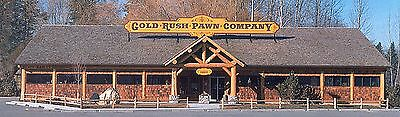Gold Rush Pawn~American Motorcycle