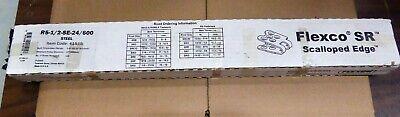 Flexco Sr R5-12-se-24600 Rivet Hinged Fasteners 41515