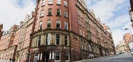 1 Person Office for rent in Newcastle NE1 | £37 p/w !