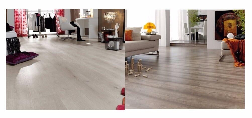 Laminate Flooring + Tiles + Kitchen fitter