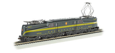 Bachmann #65303 GG1 Electric w/DCC & Sound PRR Black Brunswick Green 5 Stripe