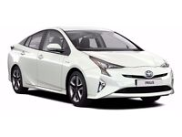 TOYOTA PRIUS FOR HIRE( PCO LICENSED) NEW SHAPE AND OLD SHAPE