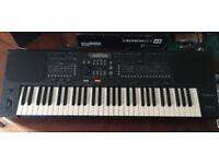 Technics KN800 Keyboard Synth. Professional Keyboard.